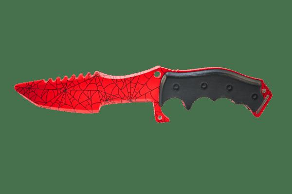 Деревянный Охотничий нож Хантер VozWooden Кровавая Паутина (реплика) Фото №3