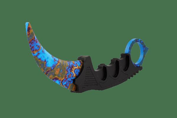 Деревянный нож Керамбит VozWooden Поверхностная Закалка (реплика) Фото №1