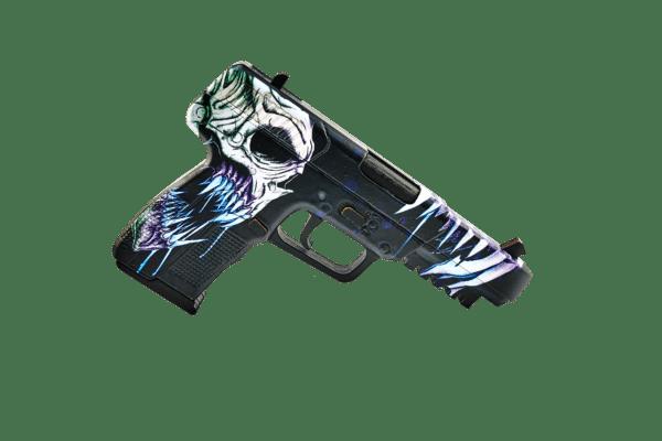 Деревянный пистолет VozWooden Five-seveN (FN) Жнец (резинкострел) Фото №2