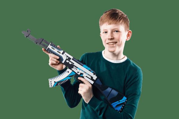 АК-47 Вулкан за 1690 руб Фото №5