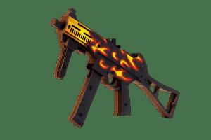 UMP-45 Пламя за 1490 руб Фото №1