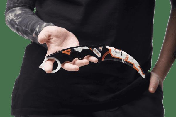 Деревянный нож Керамбит VozWooden Азимов (реплика) Фото №4