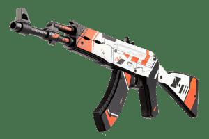 Деревянный автомат VozWooden Active АК-47 Азимов (резинкострел) Фото №1