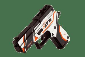 Деревянный пистолет VozWooden Active P250 Азимов (резинкострел) Фото №1