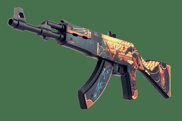Деревянный автомат VozWooden Active АК-47 Легион Анубиса (резинкострел) Фото №1