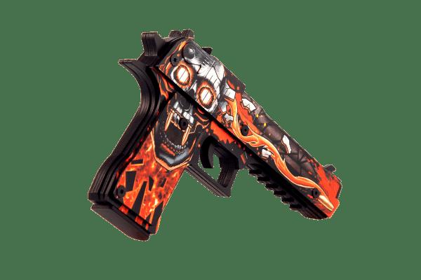 Деревянный пистолет VozWooden Active Desert Eagle Убийство Подтверждено (резинкострел) Фото №2
