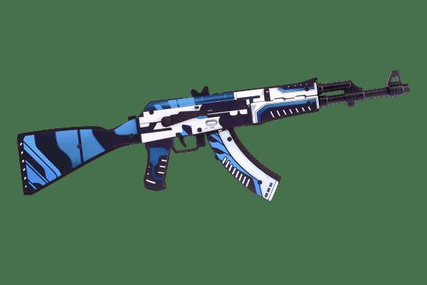 Деревянный автомат VozWooden Active АК-47 Вулкан (резинкострел) Фото №3
