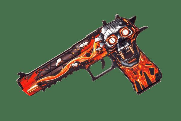 Деревянный пистолет VozWooden Active Desert Eagle Убийство Подтверждено (резинкострел) Фото №3