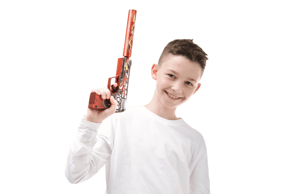 Деревянный пистолет VozWooden Active USP-S Убийство Подтверждено (резинкострел) Фото №5