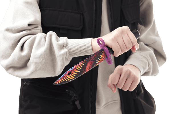 Деревянный Штык-нож М9 Bayonet VozWooden Скоростной Зверь (реплика) Фото №1