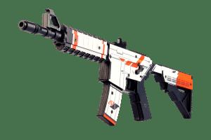 Деревянный автомат VozWooden M4A4 Active Азимов (резинкострел) Фото №1
