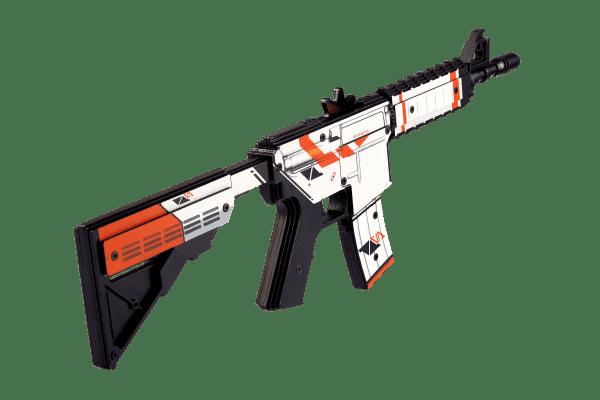 Деревянный автомат VozWooden M4A4 Active Азимов (резинкострел) Фото №2