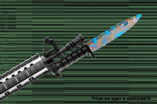 Деревянный автомат VozWooden M4A4 Active Вулкан (резинкострел) Фото №1