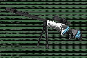 Деревянная снайперская винтовка VozWooden Active AWP Вулкан (реплика) Фото №1