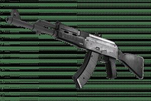 Деревянный автомат VozWooden Active АК-47 Сланец (резинкострел) Фото №1