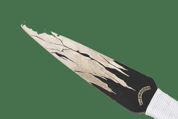 Деревянный нож Кунай VozWooden Бон (Стандофф 2 реплика) Фото №3