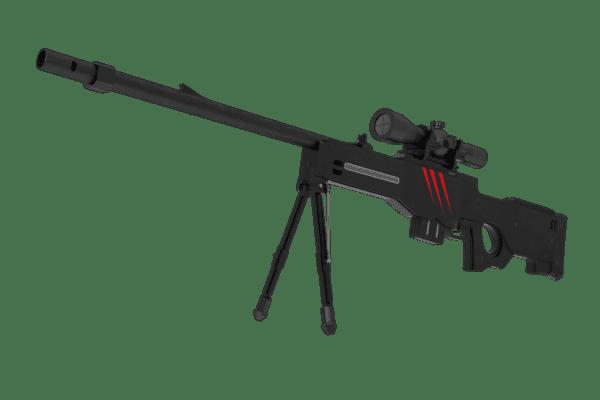 Деревянная снайперская винтовка VozWooden Active AWP / AWM Скретч (Стандофф 2 реплика) Фото №1