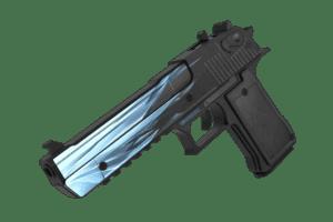 Деревянный пистолет VozWooden Active Desert Eagle Драгон Гласс (Стандофф 2 реплика) Фото №1