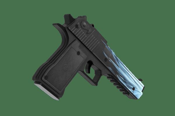 Деревянный пистолет VozWooden Active Desert Eagle Драгон Гласс (Стандофф 2 реплика) Фото №2