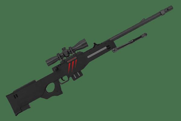 Деревянная снайперская винтовка VozWooden Active AWP / AWM Скретч (Стандофф 2 реплика) Фото №3