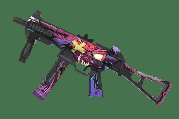 Деревянный пистолет-пулемет VozWooden Active UMP-45 Зверь (Стандофф 2 реплика) Фото №3