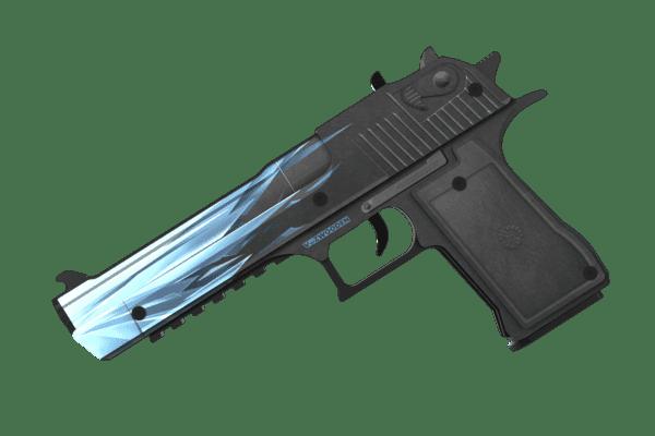 Деревянный пистолет VozWooden Active Desert Eagle Драгон Гласс (Стандофф 2 реплика) Фото №3